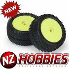 Proline PRO829712 Prism Carpet Tires MTD Yellow Mini-B Rear