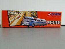 CORGI Classics 54401 GM 5301 FISHBOWL LIONEL CITY BUS SERVICES New and Rare