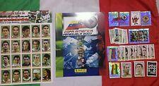 Album Coupe America 2007 panini avec l'ensemble complet et feuille TEAM MEXICO
