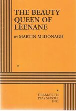 MARTIN MCDONAGH The Beauty Queen of Leenane 1999 Dramatists Play Service USA