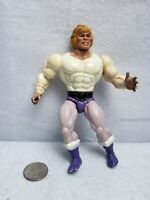 1981 Vintage vtg MOTU Masters of the Universe He-Man Prince Adam Action Figure