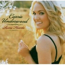 "CARRIE UNDERWOOD ""SOME HEARTS"" CD ------ 14 TITEL ------ NEUWARE"