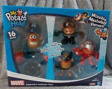 MR. POTATO HEAD 2014 MARVEL SUPERHERO COLLECTOR'S PACK AGES 2+