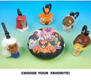 Taco Bell 2001 Marvel X-Men Evolution  Collectible Toys-Pick Your Favorite!