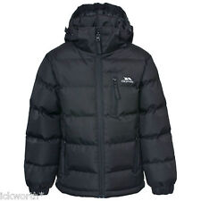 Trespass Tuff Boy's Jacket - Black