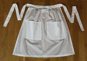 Victorian Maids Apron with Pockets - Choose Size