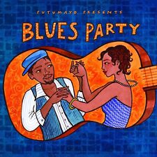 PUTUMAYO PRESENTS/BLUES PARTY (BIG JACK JOHNSON, BIG WALTER HORTON,...) CD NEW!
