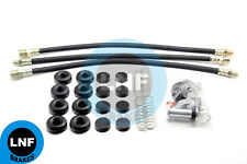 FORD F100 1/2ton BRAKE HOSE SET MASTER WHEEL CYLINDER KITS 53 54 1953 1954