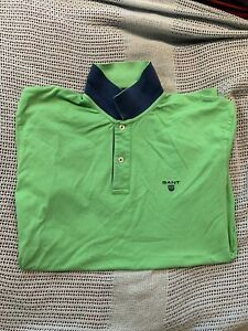 Gant Polo Shirt Near New Never Worn Size Large L Designer