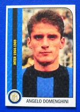 FIGURINA TUTTA L'INTER 1950/1981 - ANGELO DOMENGHINI - new