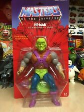 HE-MAN Masters of the universe JUMBO Test Color Giant MATTEL Giant
