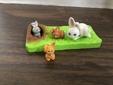 Vintage Littlest Pet Shop Bunnies