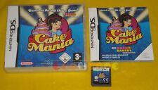 CAKE MANIA Nintendo Ds Versione Ufficiale Italiana »»»»» COMPLETO