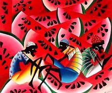 Original Art Painting Cuban Artist Cuba JANIER SANCHEZ 07