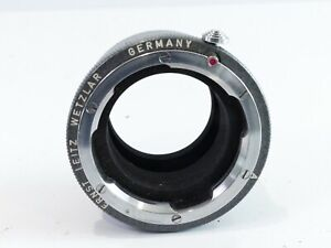 GENUINE LEITZ LEICA BEOON M ADAPTER RING LTM SCREW A B & C RARE  UU54