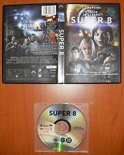 Super 8 [DVD] J.J. Abrams, Joel Courtney, Riley Griffiths, Elle Fanning