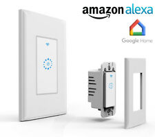 Wifi Smart Light Switch Wall Amazon Alexa Google Home Android IOS Timer
