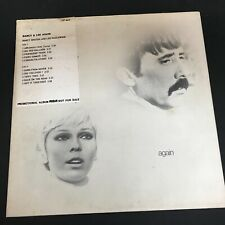 NANCY SINATRA & LEE HAZELWOOD - Nancy & Lee Again - 1972 PROMO - VG+