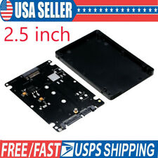 "Laptop Ssd Ngff M.2 to 2.5 inch 2.5"" 22Pin Sata3 Iii Pc Converter Adapter Card"