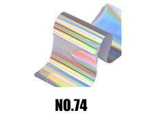 Magic Transfer Nailart Effekt Folie irisierend Nr.74