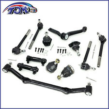 NEW 12 PC SUSPENSION KIT FOR CHEVY S10 BLAZER PICKUP SONOMA S15 JIMMY 2WD