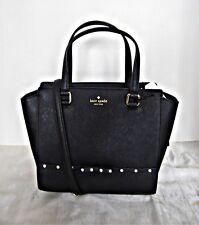 Kate Spade Laurel Way Jeweled Small Hadlee Black WKRU5636