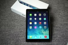 Apple Ipad Air 16GB,Wi-Fi,9.7in Gris Spatial Retina Disp A+ Grade Original Boîte