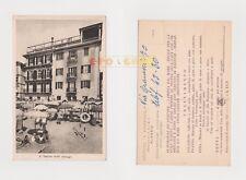 Cartolina Pubblicitaria - ALASSIO ISTITUTO S. VINCENZO Anni '50 Non Viaggiata E2