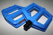 """Vp Freeride BMX MTB pédales bleu, 1 paire, 9/16"""" NEUF"""