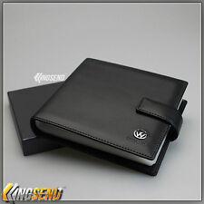 new VOLKSWAGEN PU Leather CD Case Car DVD Holder Men Disc Album Disk Storage VW