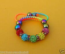 Beautiful Fashion Children Kids  Shamballa Bracelet christmas Gifts   charming