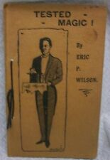 Test Magic! by Wilson, Eric P