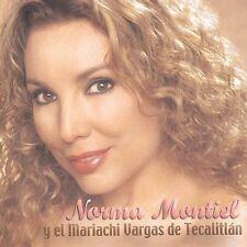 Montiel, Norma : Norma Montiel Y El Mariachi Vargas De Te CD