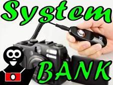 Télécommande filaire EXCLUSIVE RS-60E3 pour Pentax K-5 IIs K-50 K-500 K200D