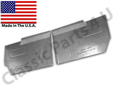 1950 1951 1952 1953 BUICK CADILLAC FRONT FLOOR PANS  ..NEW  PAIR  FREE SHIPPING!