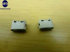 2x Dell Venue 8 Pro 32GB Tablet Micro USB Charger Charging Port Dock Connector