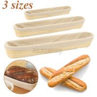Long Banneton Bform Dough Pain Proofing Prouver Panier de pain de pâte de  FR