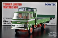 [TOMICA LIMITED VINTAGE NEO LV-N162b 1/64] HINO RANGER KL545 (Green)