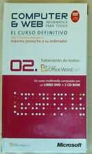 TRATATIENTO DE TEXTOS - OFFICE ACCESS 2007 - LIBRO + DVD + 2 CD ROM 2008 - VER