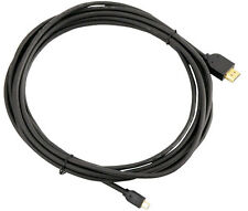 New Pyle PHAD12 12 FT HDMI Type A Male To HDMI Type D Micro Male