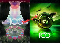 The 100: Complete Seasons 6 and 7 (DVD, 2019, 7-Disc Set)  New & Sealed