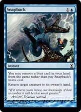 SNAPBACK Time Spiral MTG Blue Instant Com