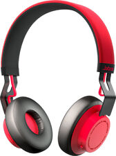 Jabra Move Wireless Bluetooth Stereo Headphones Black and Red