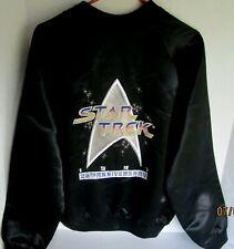Paramount STAR TREK Embroidered 25th Anniversary Jacket 1991