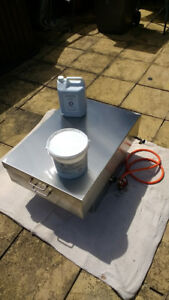 Portable Oven Cleaning Dip Tank (new and unused) plus 5 day Training Package