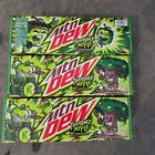 New 2021 Mountain Mtn Dew THRASHED APPLE 12 pack of 12oz Cans FREE SHIPPING