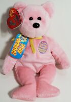"TY Beanie Babies 2.0 ""EGGS 2008"" the EASTER Egg Teddy Bear - MWMTs! GREAT GIFT!"