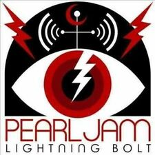 Pearl Jam Lightning Bolt LP Vinyl 33rpm