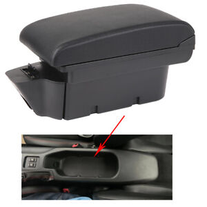 Armrest Box For Subaru BRZ /Scion FRS /Toyota 86 2013-2018 Console Storage Box