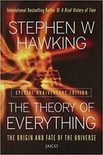 The Theory of Everything Paperback by Stephen Hawking - Brand New